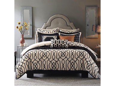 Hampton Hill Bedding Marrakesh Comforter Set with Bed Skirt - Queen FB10-1042