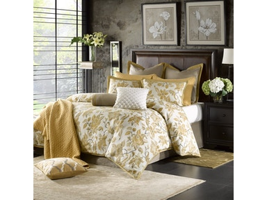 Hampton Hill Bedding Marcella Comforter Set - Queen FB10-893