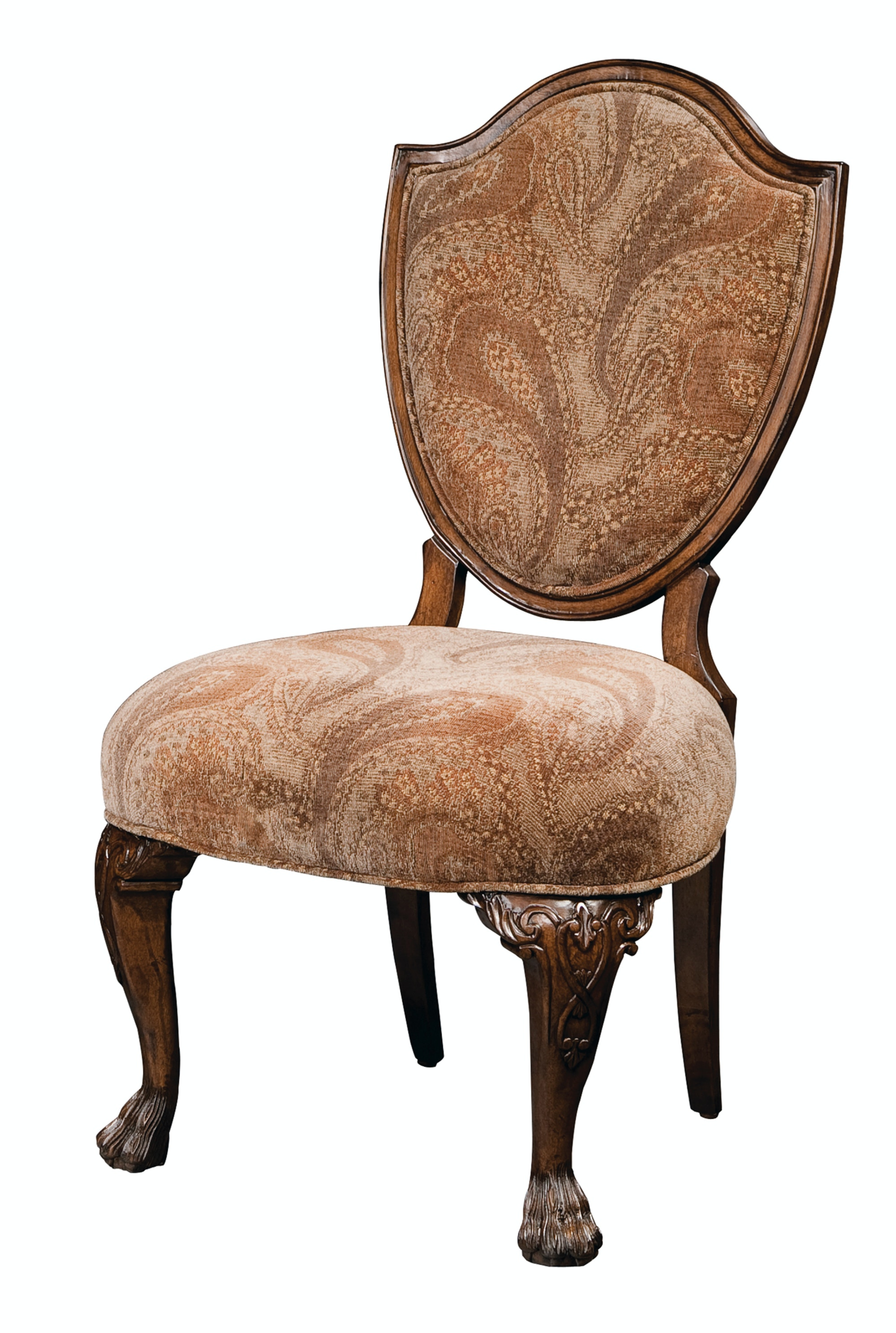 hekman furniture new orleans dining side chair
