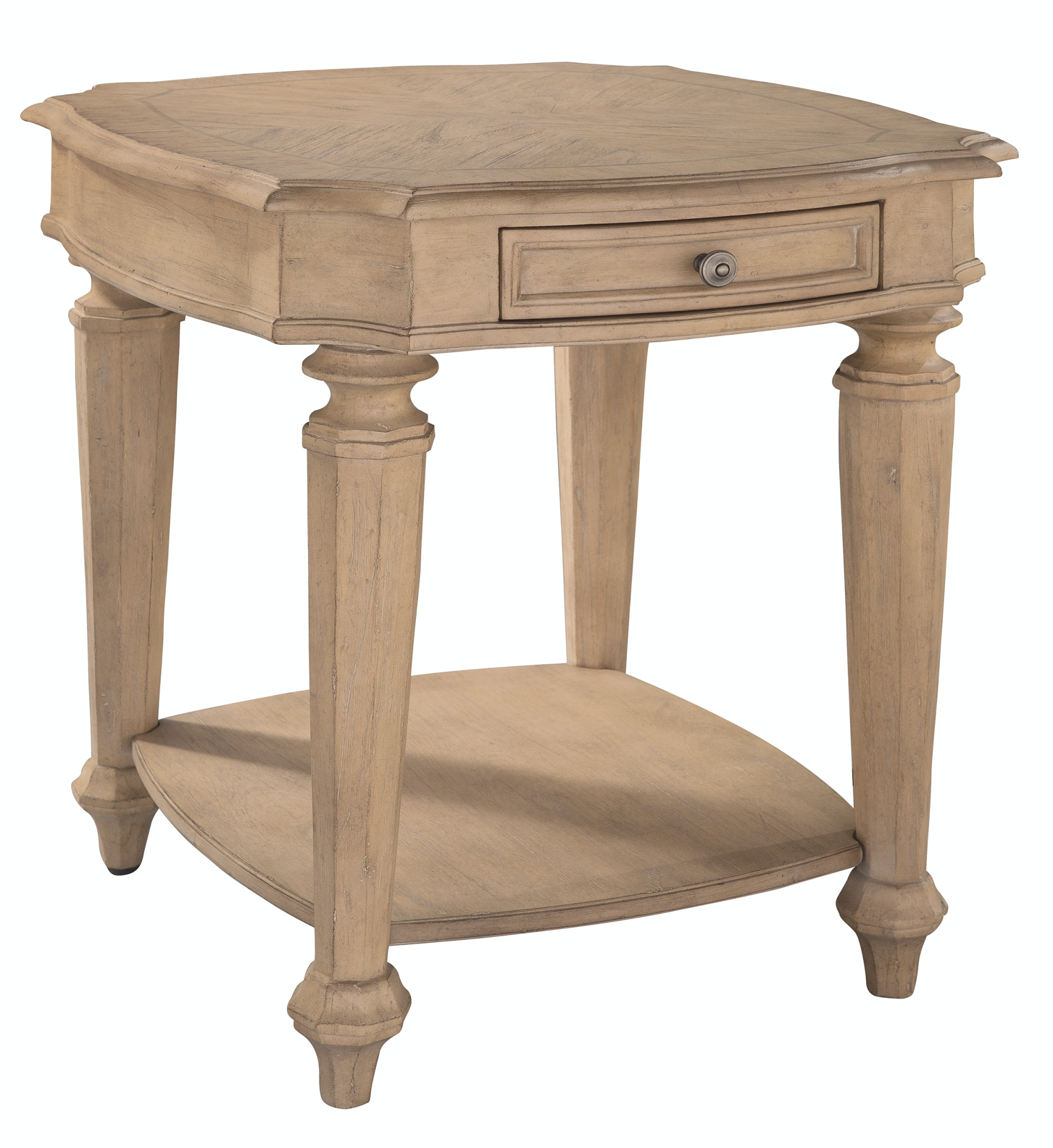 hekman furniture hekman accents rectangular end table