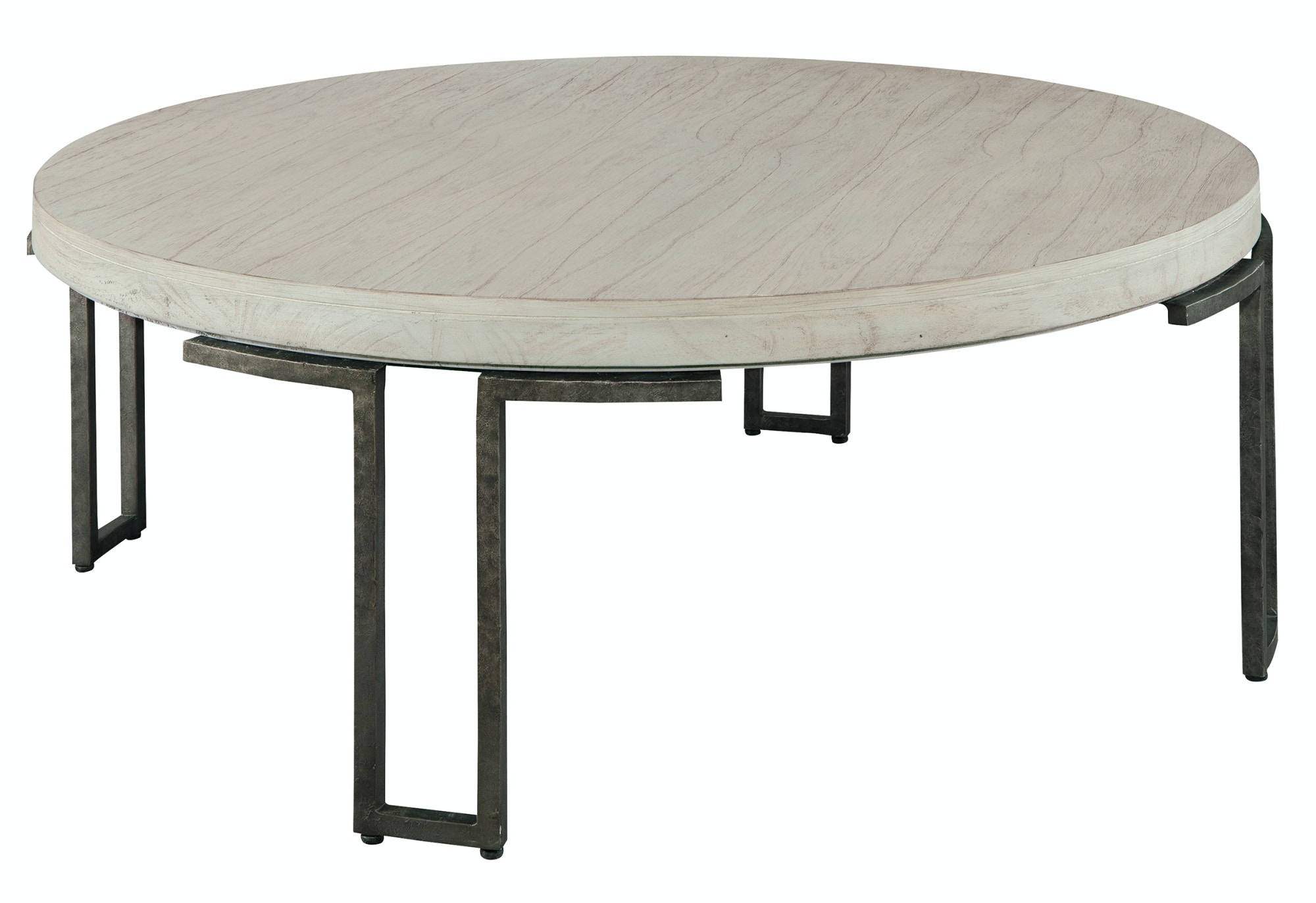 Hekman Furniture Sierra Heights Occasional Round Coffee Table 2 4102 Hekman