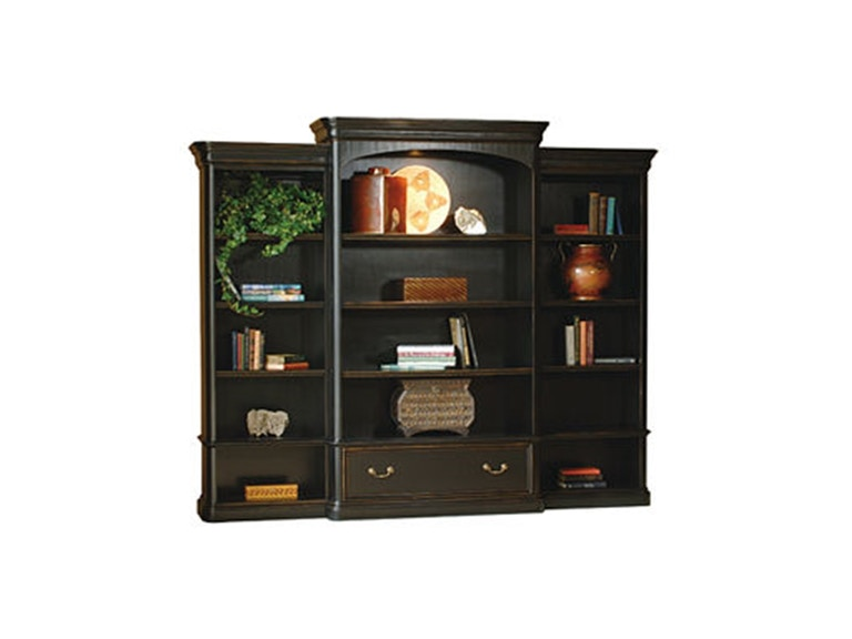 hekman furniture home office louis phillippe executive