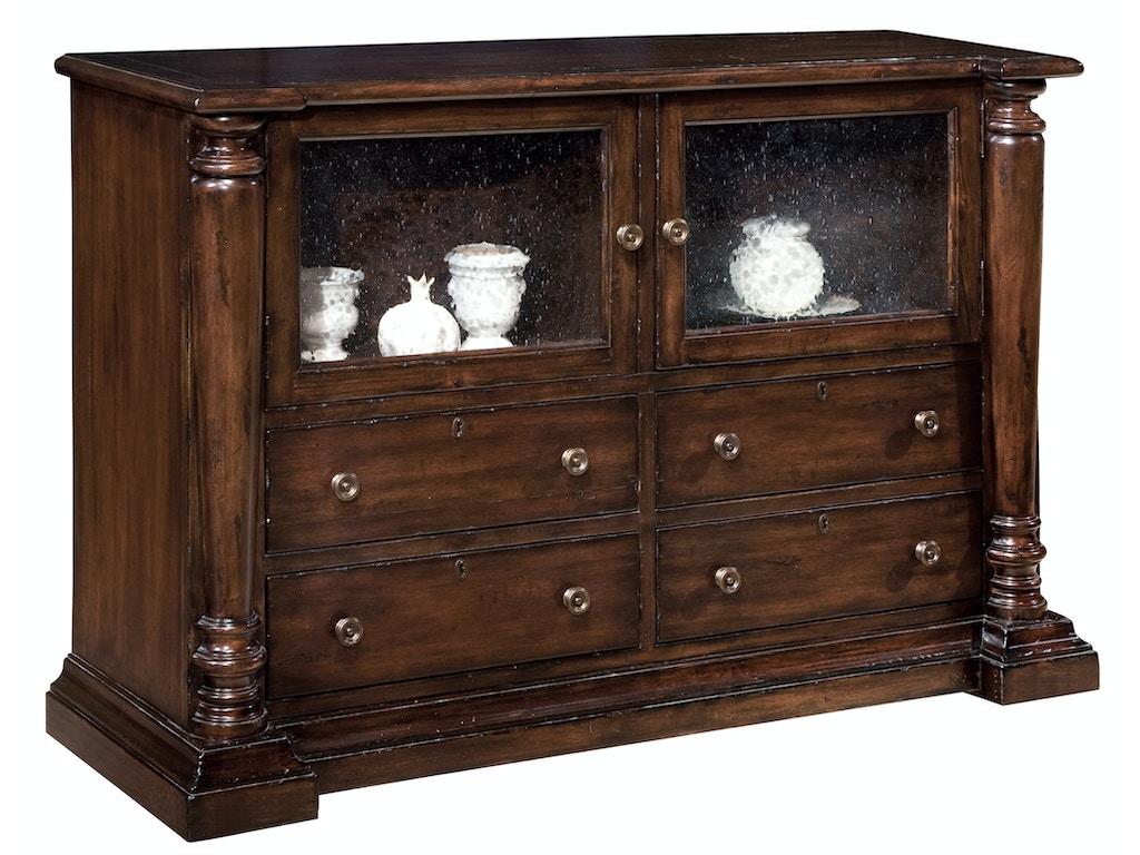 Hekman Furniture 942710cp Charleston Place Dining Room