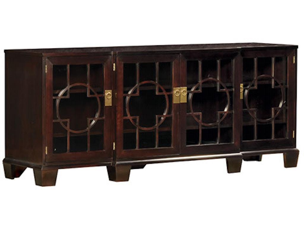 Henkel Harris Furniture Living Room Flat Panel Tv Credenza