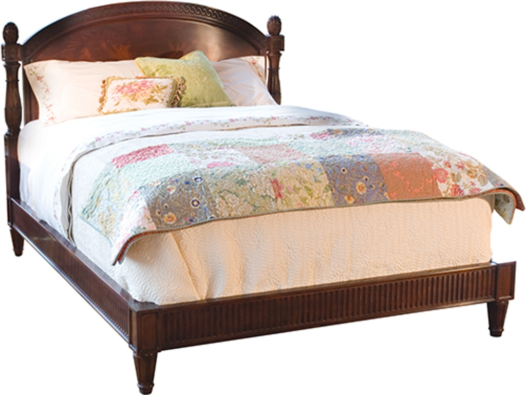 Henkel Harris Furniture 197eb Bedroom Euro Bed