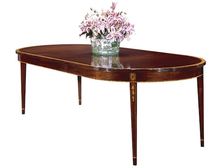 Henkel Harris Furniture Dining Table 2225v