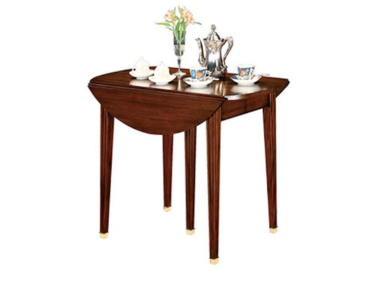 Henkel Harris Furniture Dining Room Washington Pembroke Table 2238