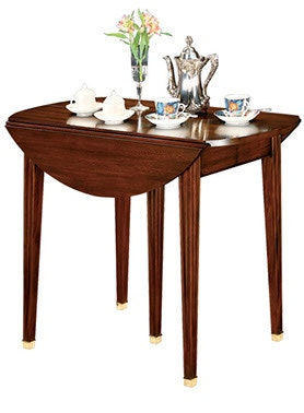 Henkel Harris Furniture Washington Pembroke Table 2238. Upholstery Is  Handmade And Some Slight Variances In Dimensions Are Normal. Wood Finishes  And Fabric ... Part 78