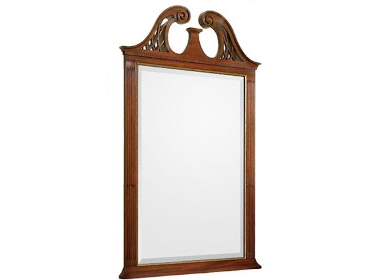 H 12 Henkel Harris Furniture Mirror