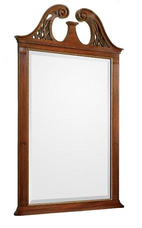 Attirant H 12 Henkel Harris Furniture Mirror