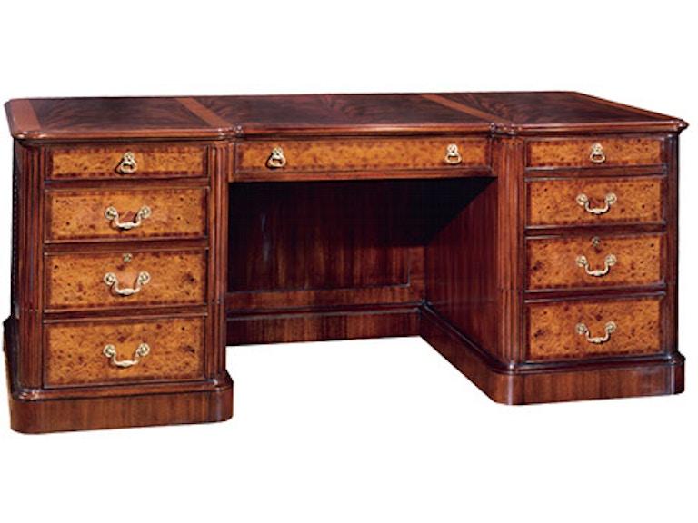 Henkel Harris Furniture Executive Desk Hhed76