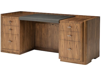 Henredon Furniture 1945 Collection Cuvillier Desk 2200-45-803