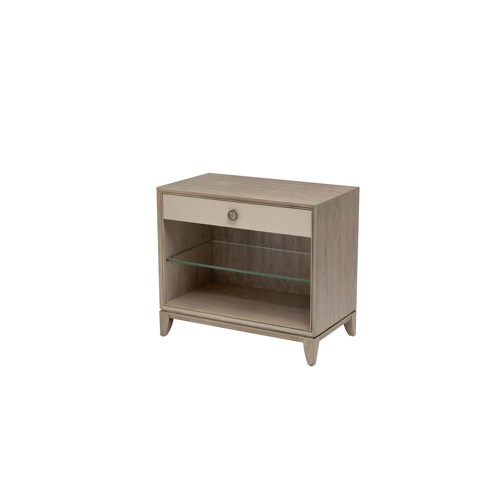 Henredon Furniture 1945 Collection Lenox Open Night Stand 2201 06 801