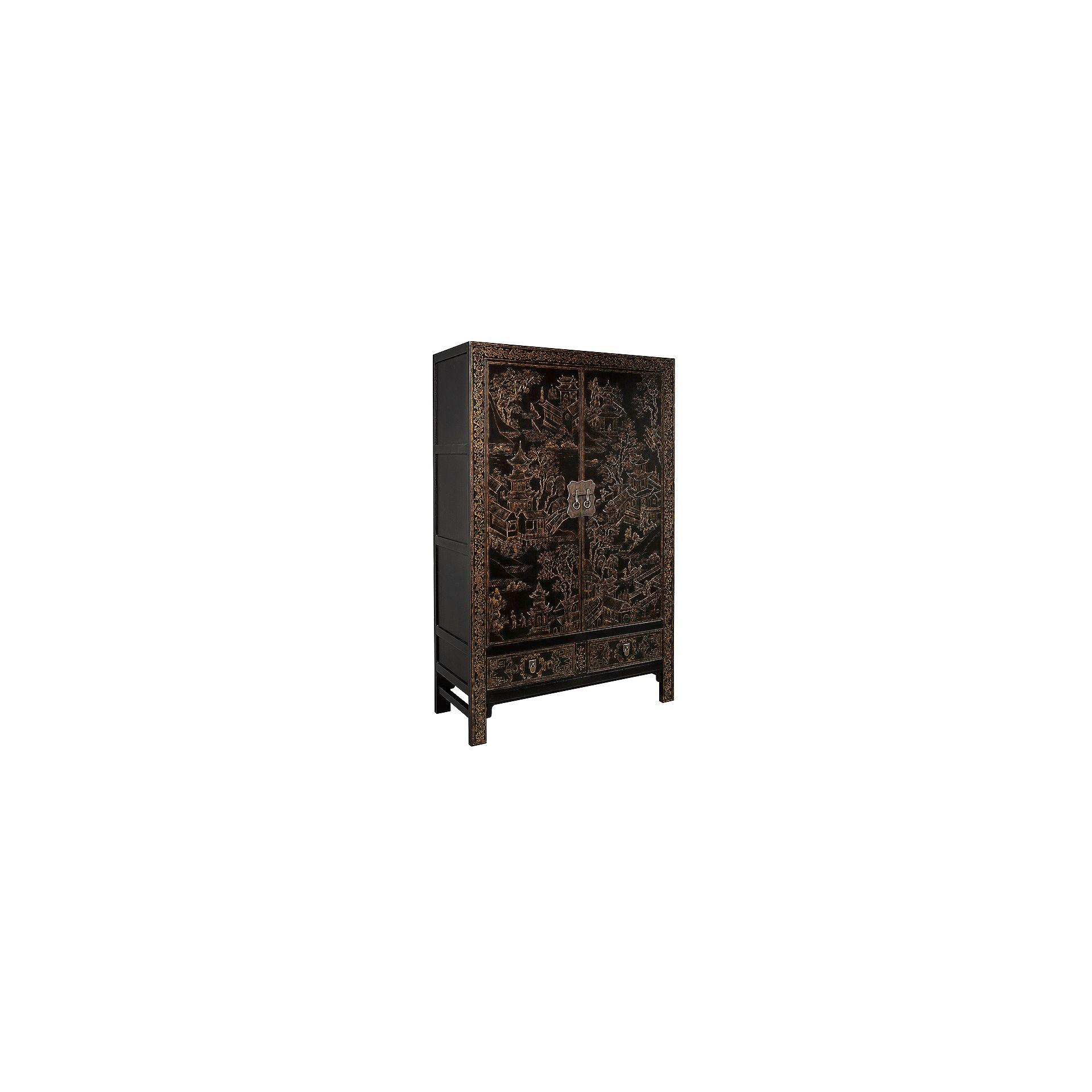 henredon-furniture-2401-05-816 Incroyable De Armoire De Jardin Ikea Des Idées