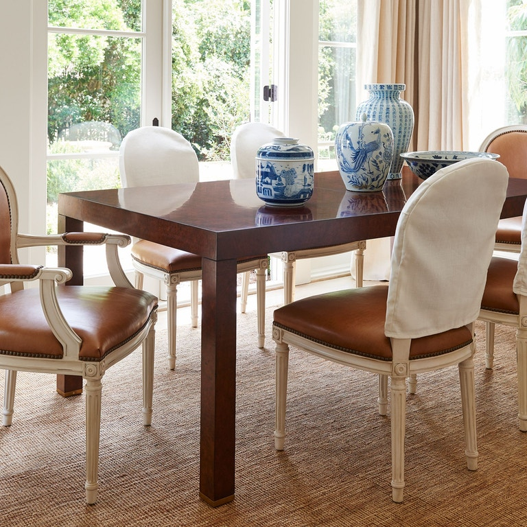 Henredon Furniture 2401-20-806 Dining Room Mark D. Sikes Bel Air ...