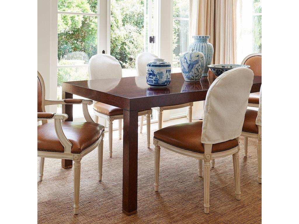 Henredon furniture 2401 20 806 dining room mark d sikes for Mark d sikes dining room