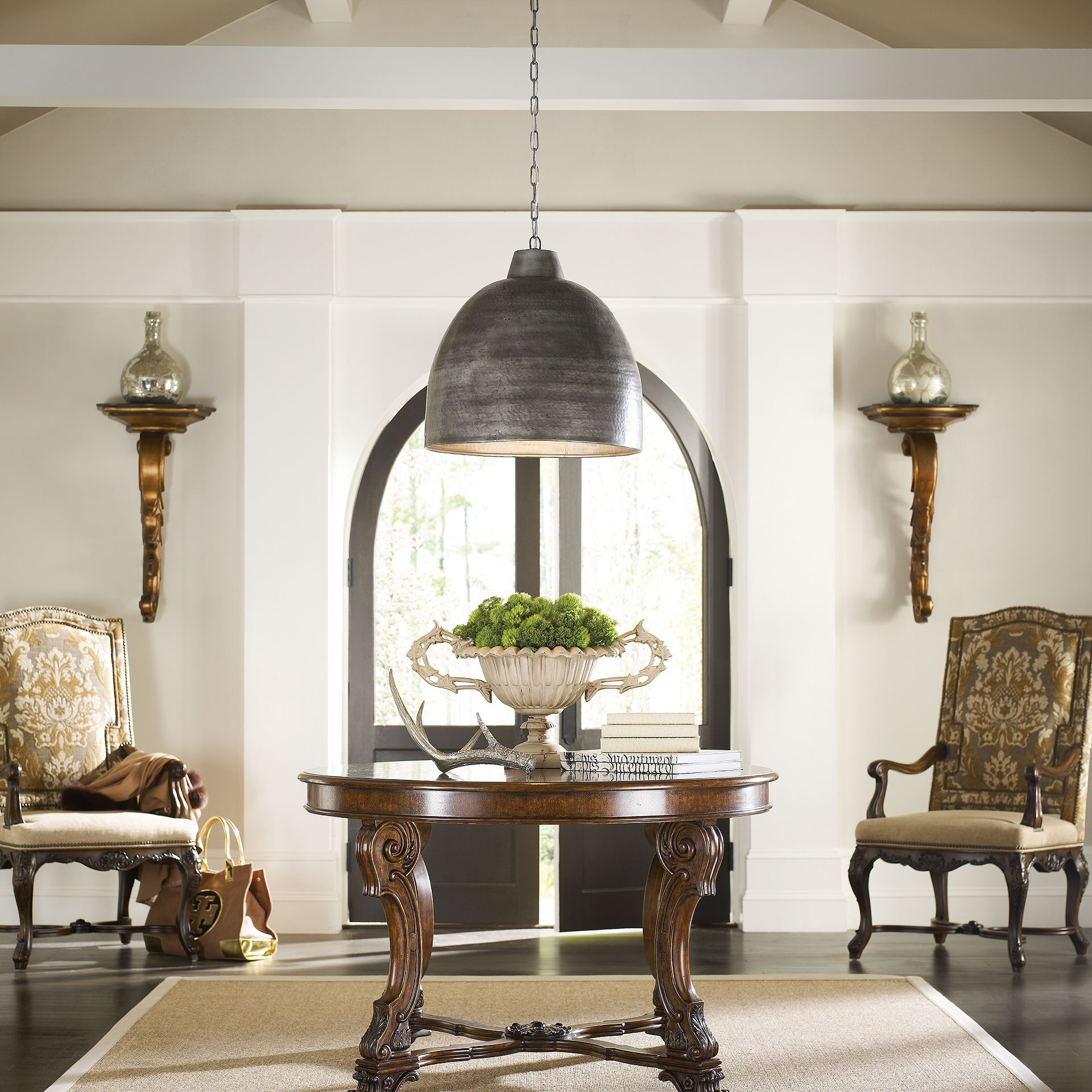 Henredon Furniture Villarosa Center Table 2600 55