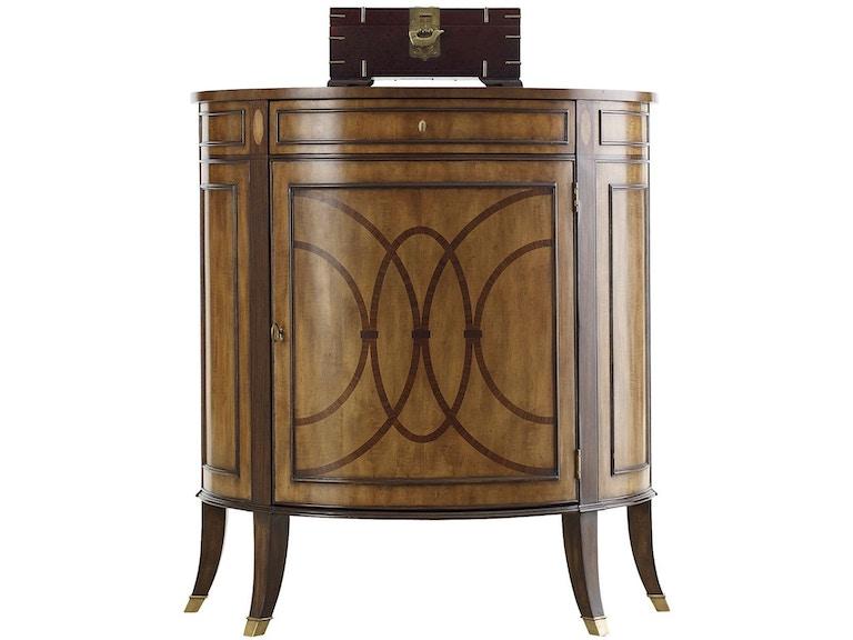 Henredon Furniture Bedroom Crossroads Chest 2811 48