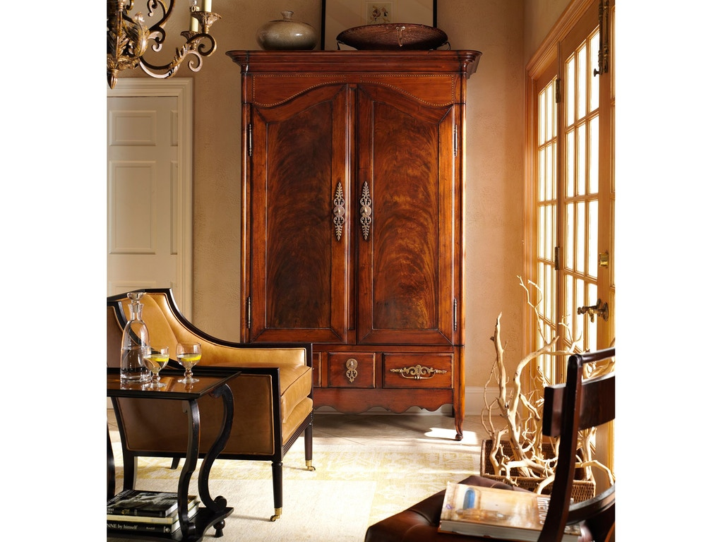 Henredon Furniture Acquisitions By Picard Armoire 3030 05 663
