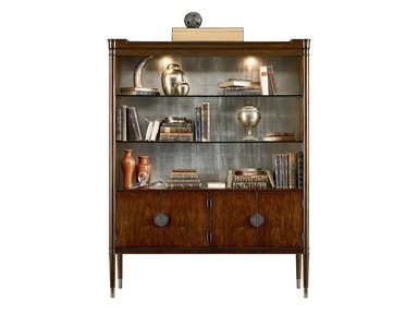 Henredon Furniture Acquisitions Paris Madelon Display Cabinet 3300-49