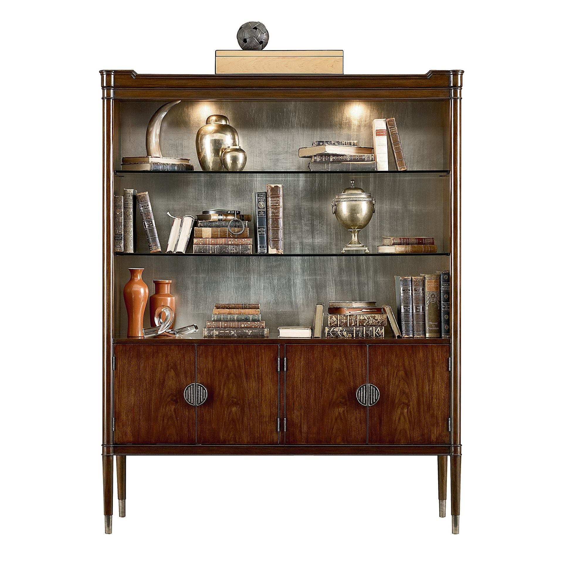 Henredon Furniture Acquisitions Paris Madelon Display Cabinet 3300 49