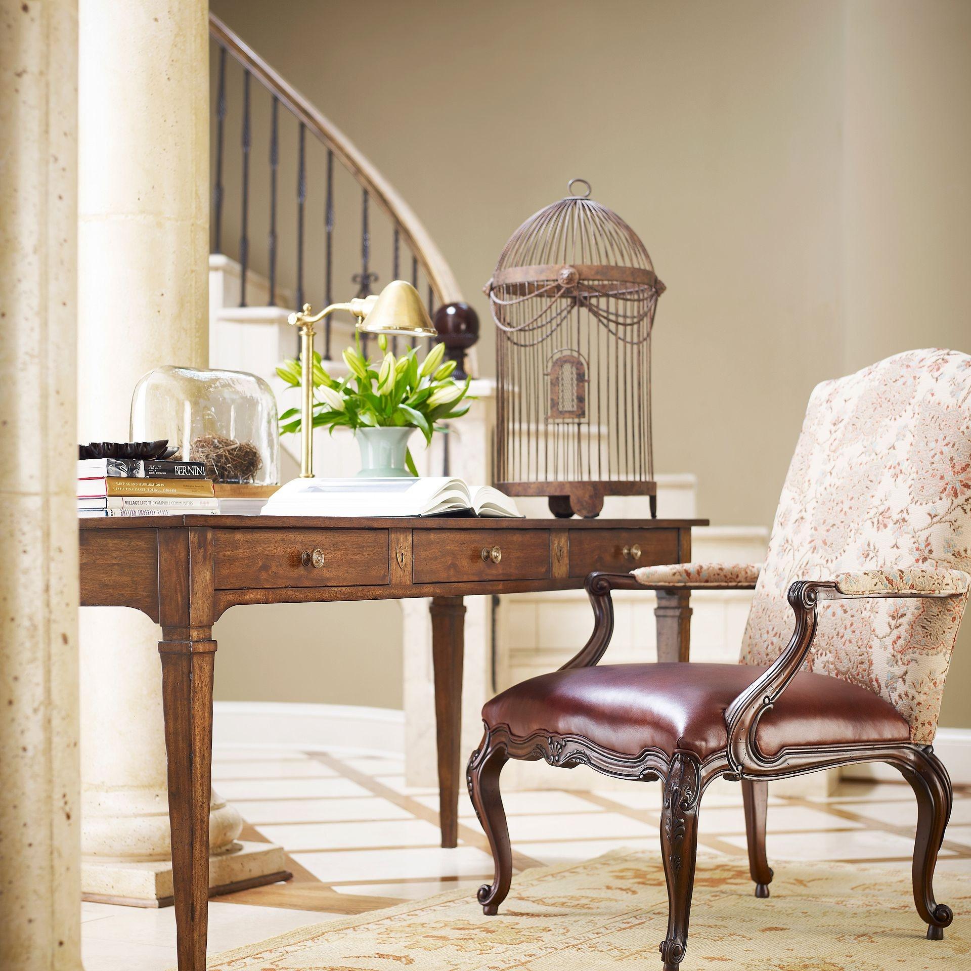 Henredon Furniture Acquisitions By Henredon Desk 3400 45