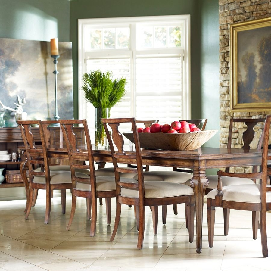 Henredon Furniture Acquisitions By Henredon Dining Table 3401 20