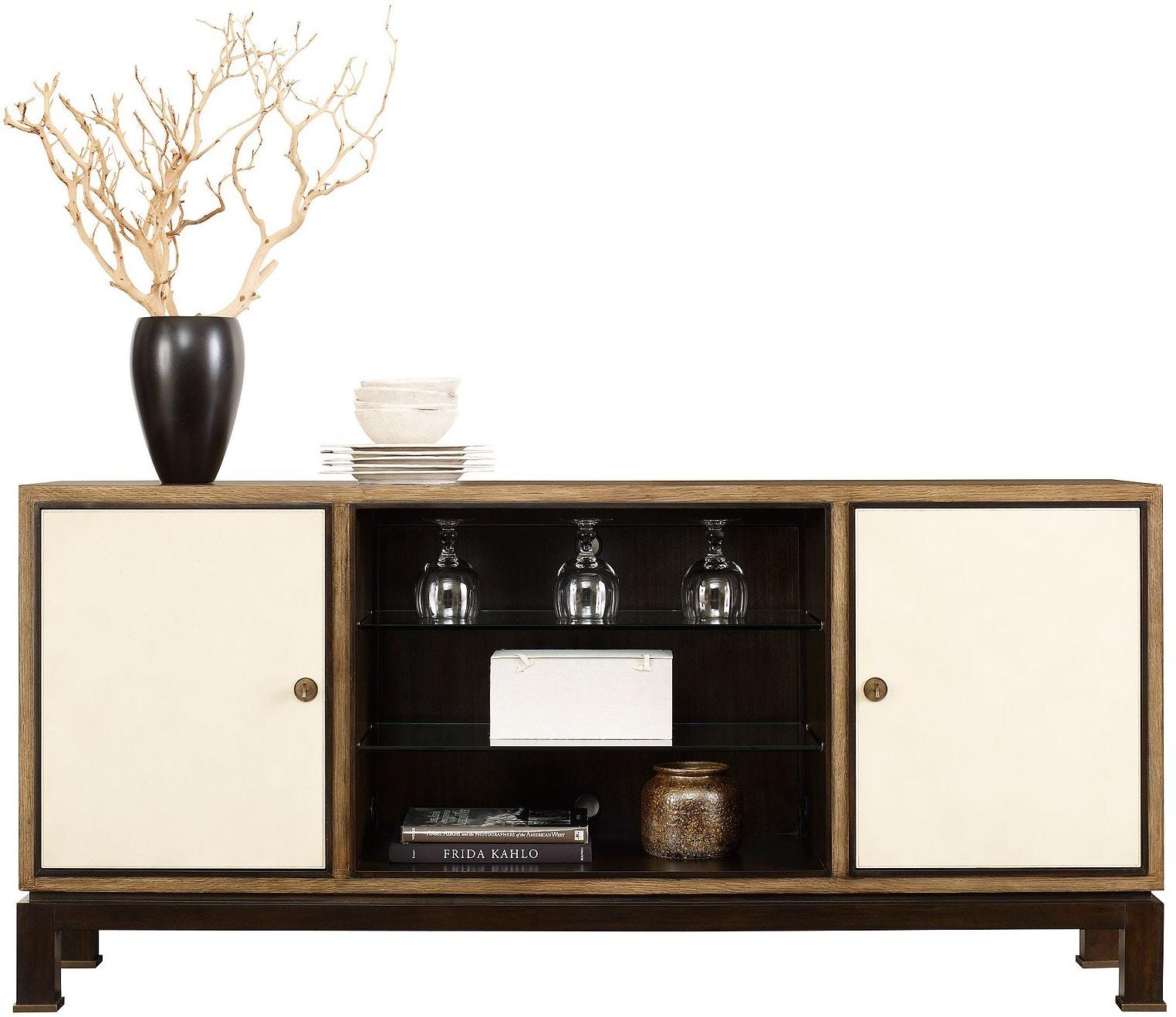 Henredon Furniture 3440 68 Living Room Montaigne Media Credenza