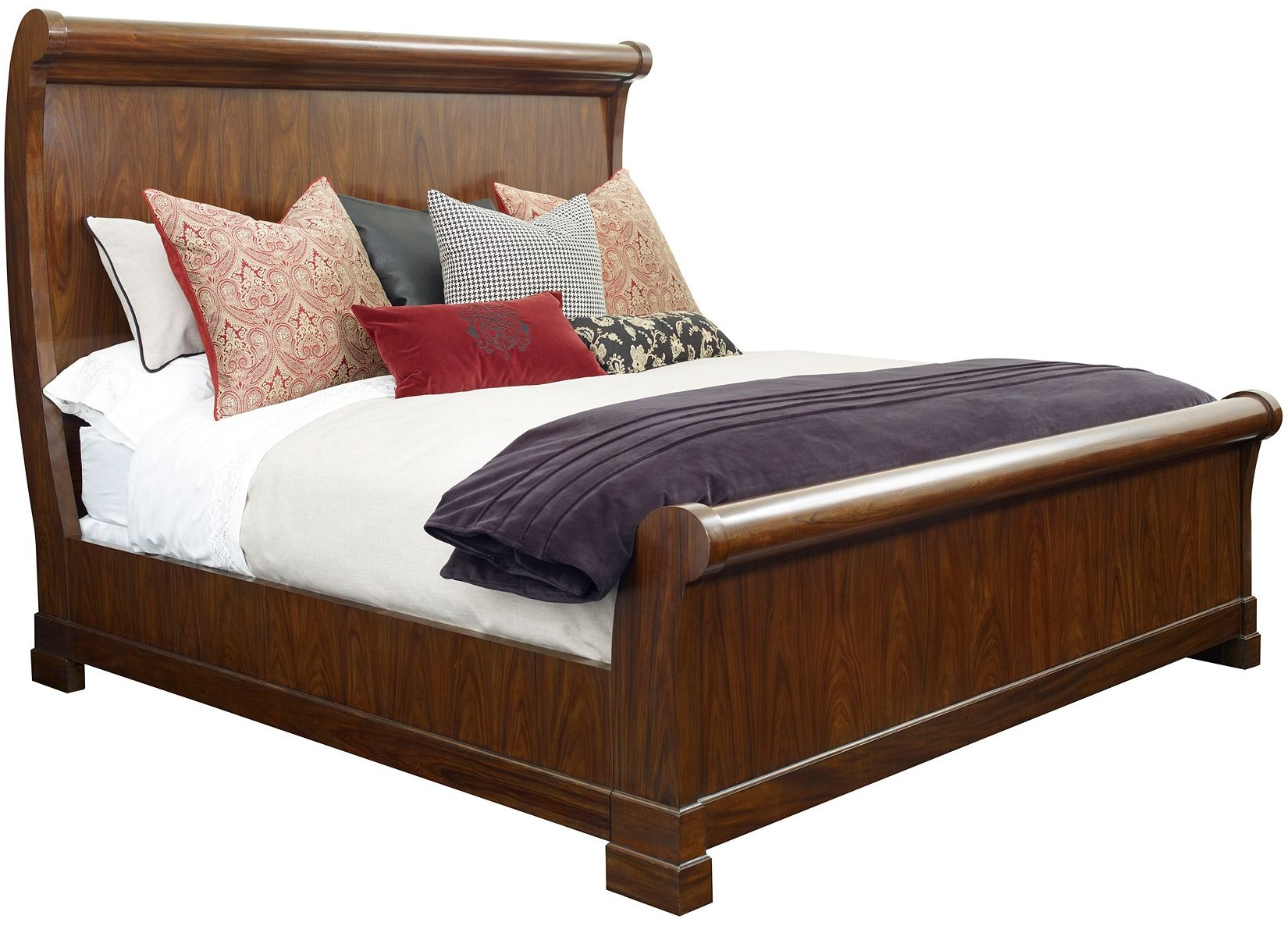 Henredon Furniture 4200-12-399HF / 4200-12-399R Bedroom Modern ...