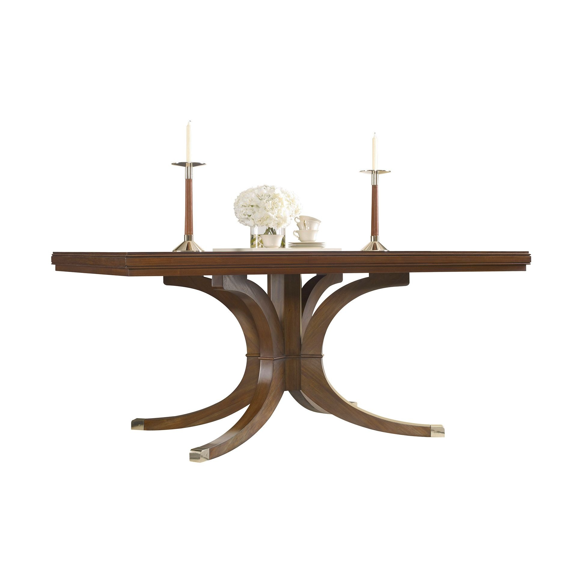 Henredon Furniture Modern English Dining Table 4200 20 399B / 4200 20