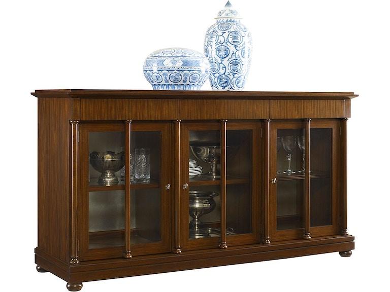 Henredon Furniture Modern English Buffet 4200 21 399