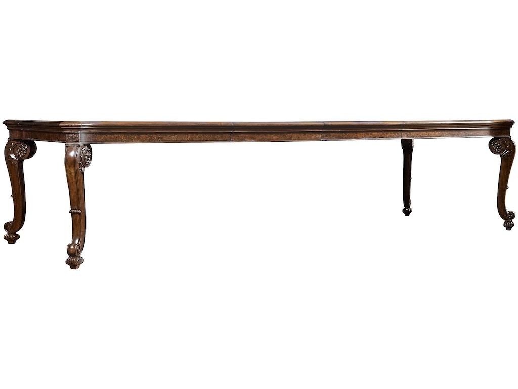 Henredon Furniture Westbury Manor Dining Table 4300 20 430