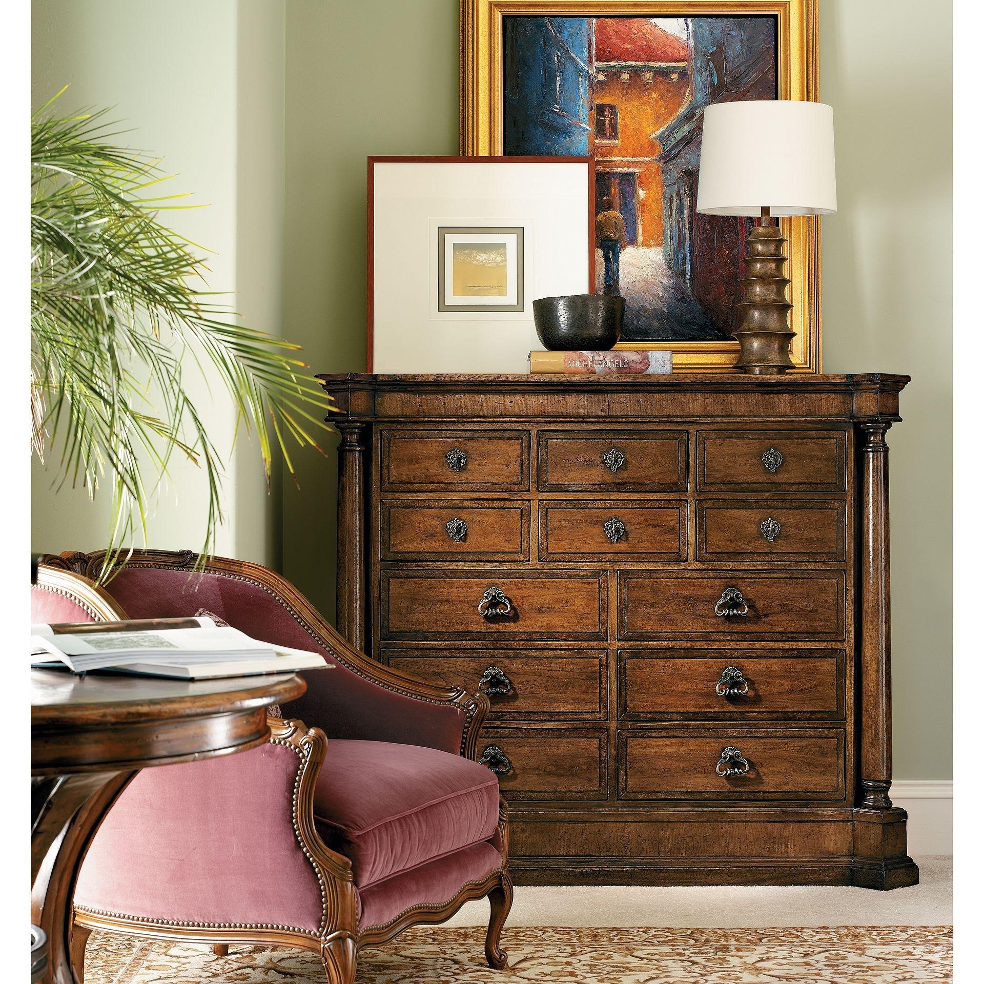 Henredon Furniture Castellina Verona Dresser Henredon Furniture 4400 02