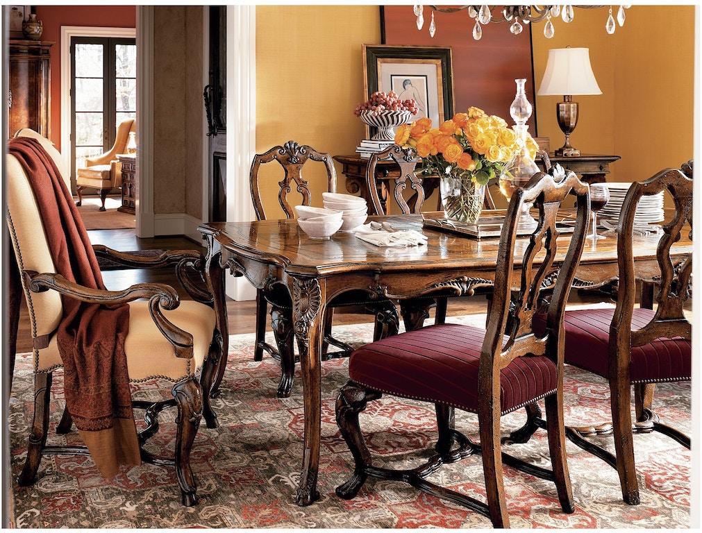 Henredon Furniture 4400-27 Dining Room Castellina Torino Dining Chair