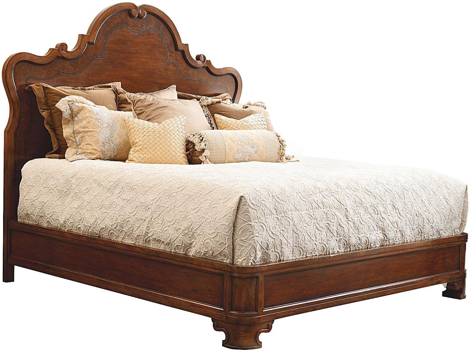 Henredon Furniture 4405-12HF / 4405-12R Bedroom Castellina King ...