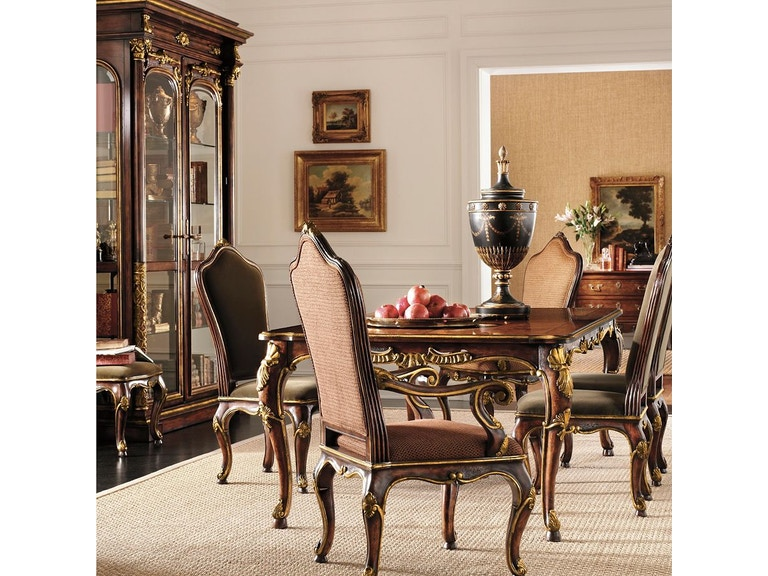 Henredon Furniture Arabesque Dining Table 4500 20