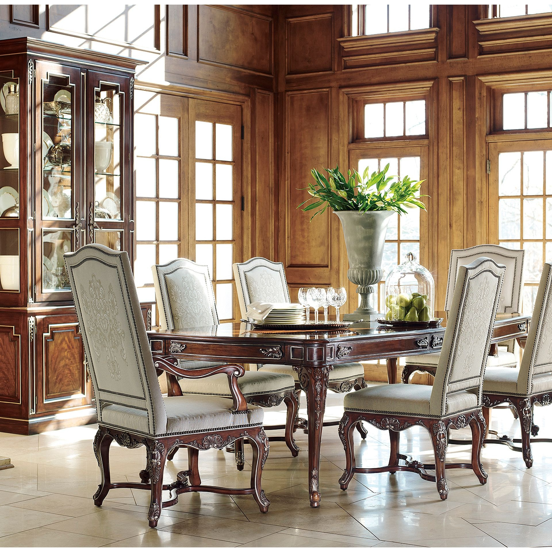 Amazing Henredon Furniture Marseilles II Dining Table 5040 20
