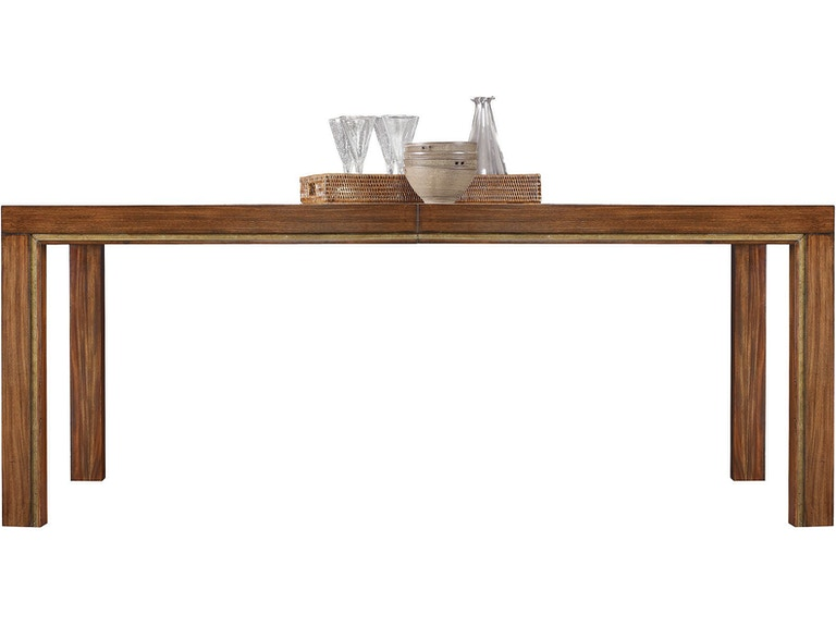 Henredon Furniture Venue Dining Table 7101 20