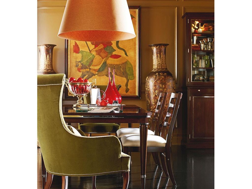 Henredon Furniture Scene Six Dining Table 7901 20