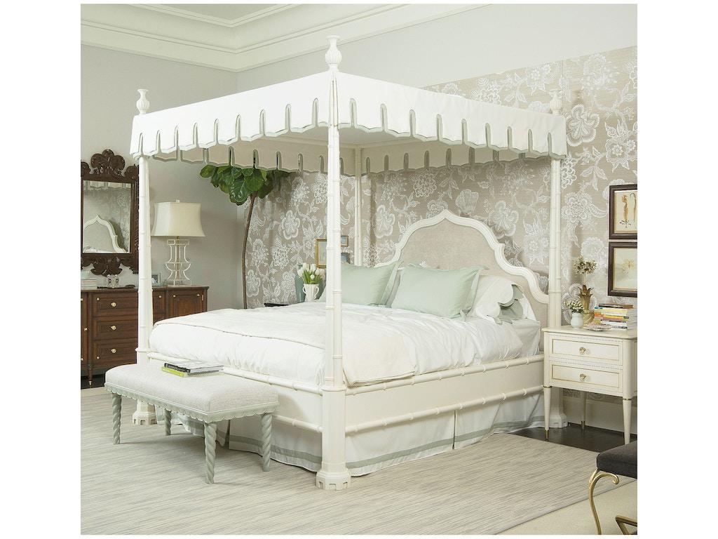 Henredon Furniture 8200-12HF-8200-12R-Bed-1 Bedroom Celerie Kemble ...