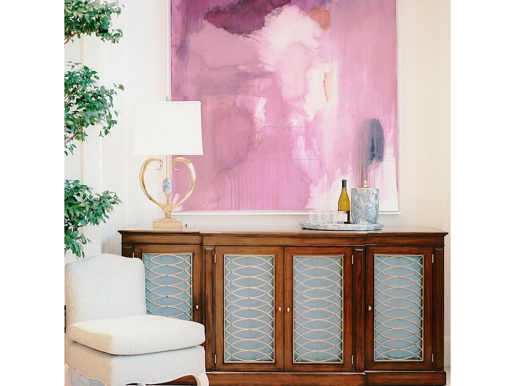 henredon furniture celerie kemble for henredon lilliane buffet 8200 21g - Celerie Kemble Furniture