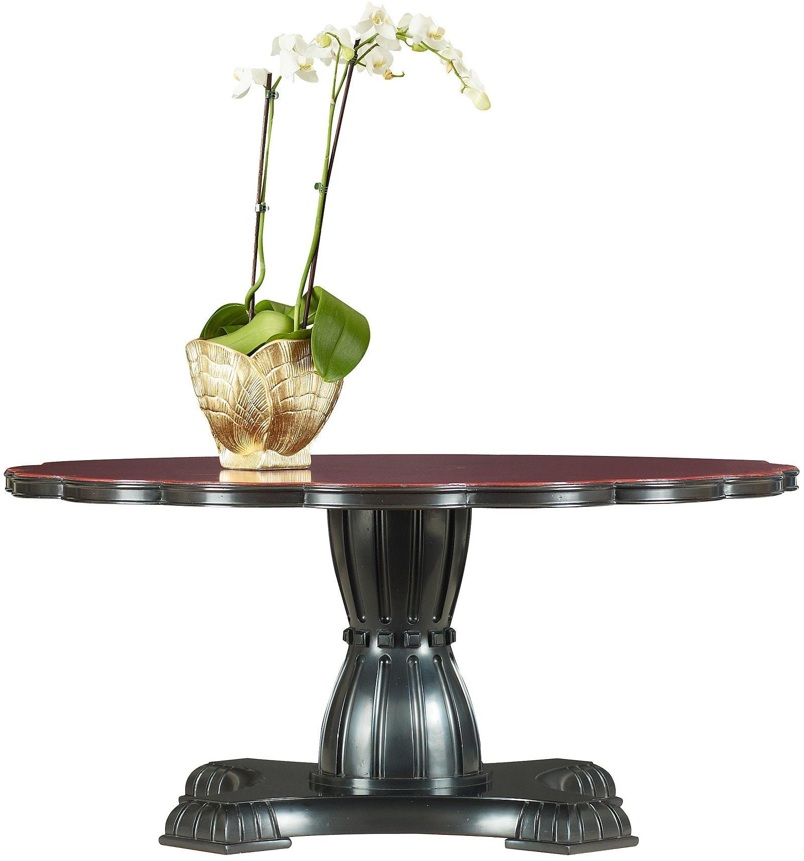 henredon furniture celerie kemble for henredon petal cocktail table 8200 40 - Celerie Kemble Furniture