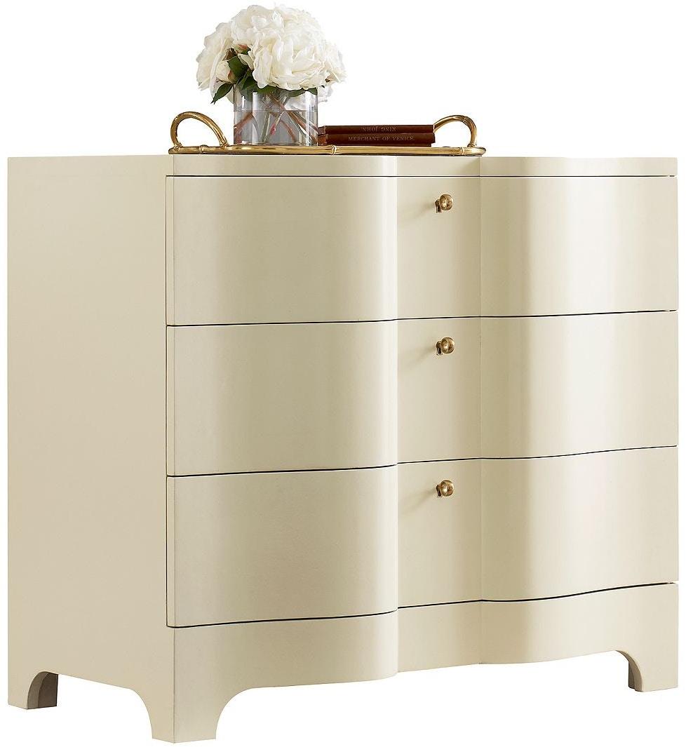 henredon furniture celerie kemble for henredon serpentine bunching chest 8200 48 - Celerie Kemble Furniture