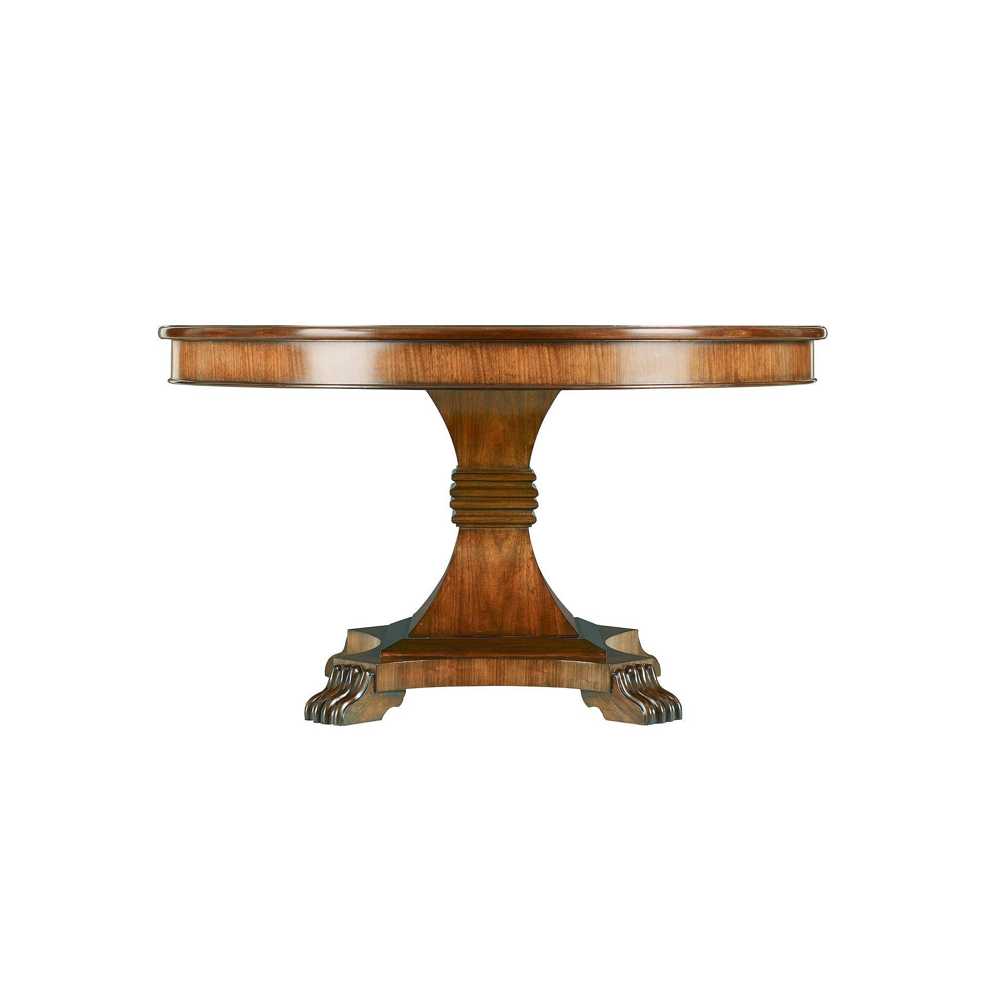 Henredon Furniture Celerie Kemble For Henredon Powers Dining Table 8201 20B  / 8201 20T