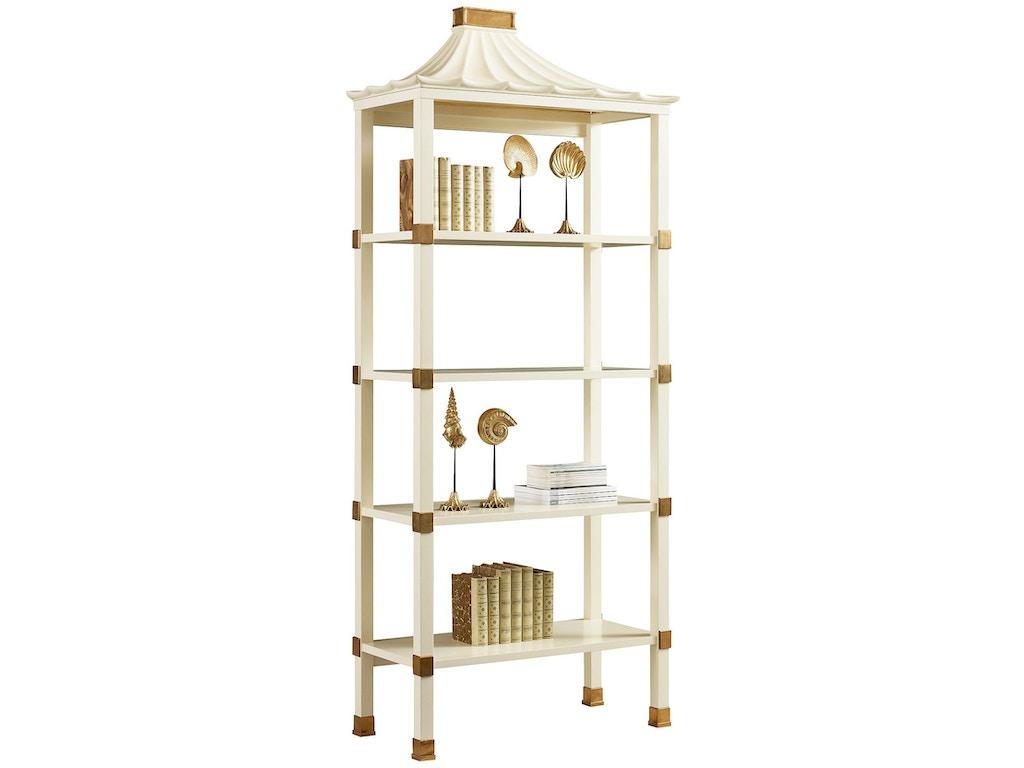 henredon furniture celerie kemble for henredon heidi etagere 8201 60 - Celerie Kemble Furniture