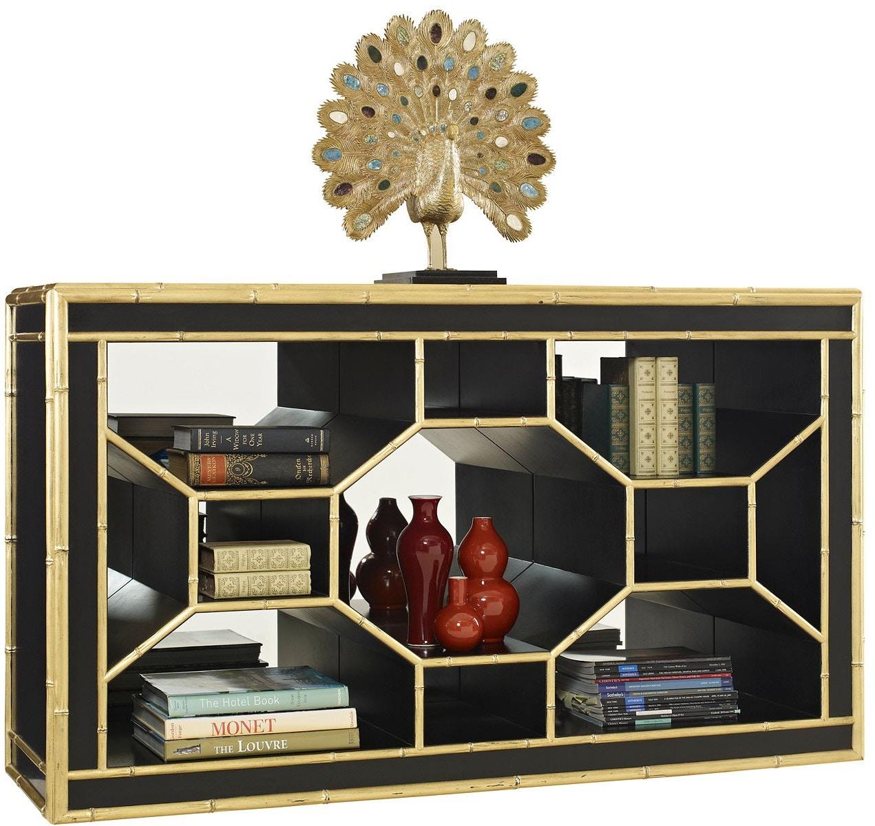 henredon furniture celerie kemble for henredon ravenel low bookcase 8203 60 396g - Celerie Kemble Furniture