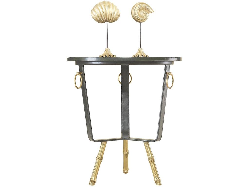 henredon furniture celerie kemble for henredon barrel lamp table 8205 42 000 - Celerie Kemble Furniture