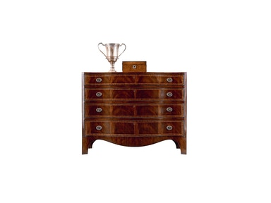 Henredon Furniture Oxford Classics Single Dresser 9400-02