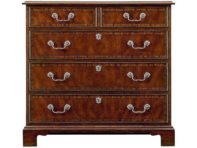 Henredon Furniture Bedroom Oxford Classics Night Stand 9400-06 ...