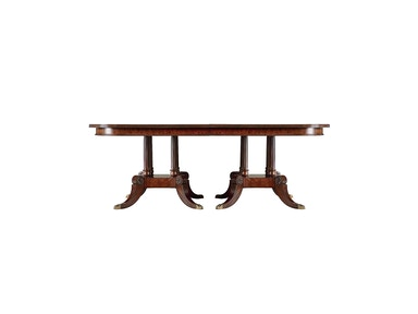 Henredon Furniture Oxford Classics 9400-20T Dining Table 9400-20B